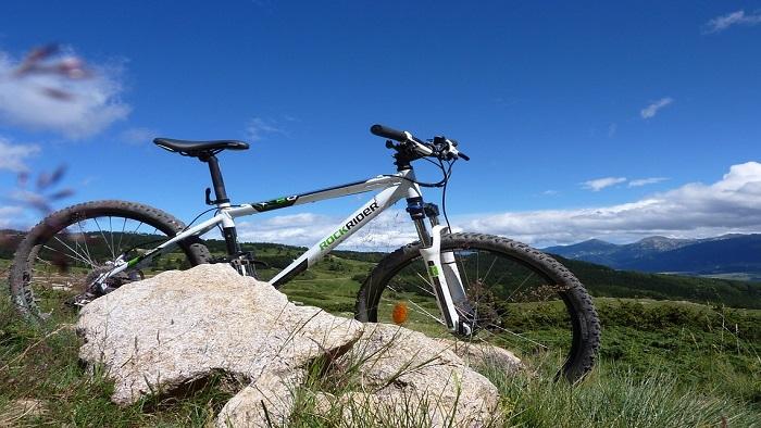 Mountain Biking – Within 1km